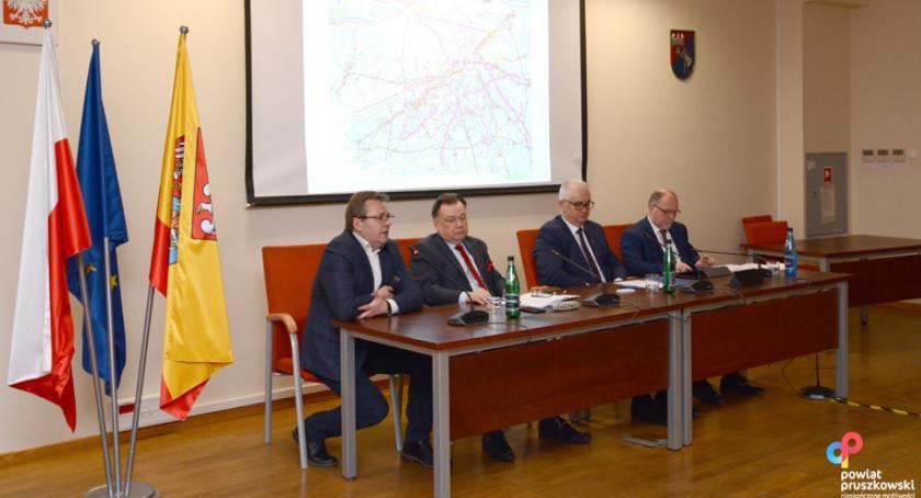 inwestycje, Konwent Powiatu Pruszkowskiego - zdjęcie, fotografia