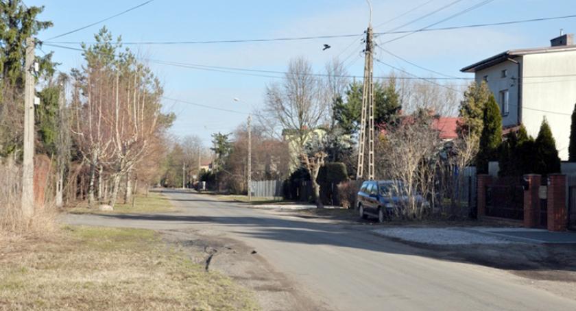 inwestycje, Przebudowa ulicy Kampinoskiej Brwinowie - zdjęcie, fotografia