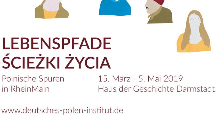 wystawy, LEBENSPFADE/Ścieżki życia Polskie ślady regionie - zdjęcie, fotografia