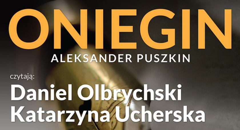 "teatr, Salon Poezji ""Oniegin"" Aleksander Puszkin - zdjęcie, fotografia"