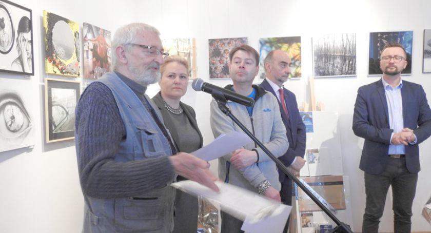 wystawy, Przegląd Twórczości Plastycznej Piastowie - zdjęcie, fotografia