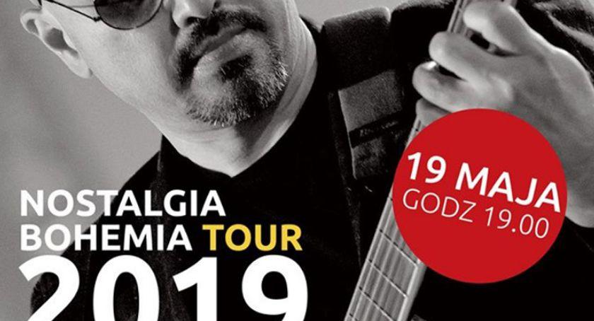 koncerty, Koncert Allana Guzmana Komorowie - zdjęcie, fotografia