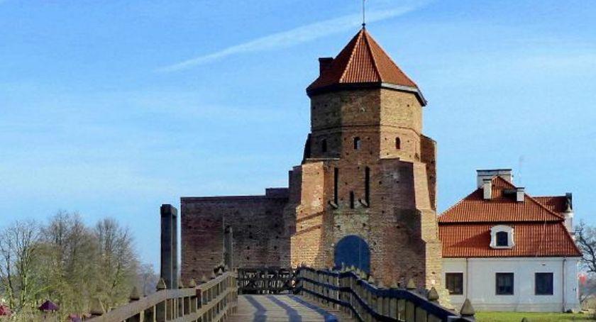 inwestycje, Zamek Książąt Mazowieckich Liwie otwarty remoncie - zdjęcie, fotografia
