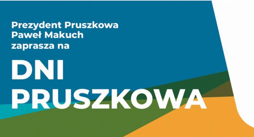 rozrywka, Prezydent Pruszkowa Paweł Makuch zaprasza Pruszkowa - zdjęcie, fotografia