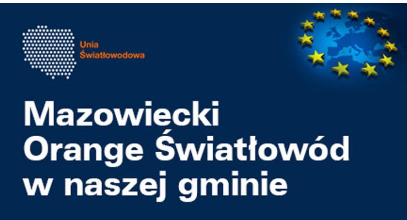 inwestycje, Szybki Internet gminie Michałowice - zdjęcie, fotografia