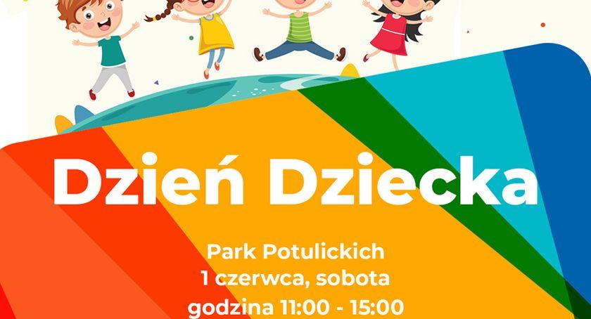 rozrywka, Dzień Dziecka pruszkowskim parku Potulickich - zdjęcie, fotografia
