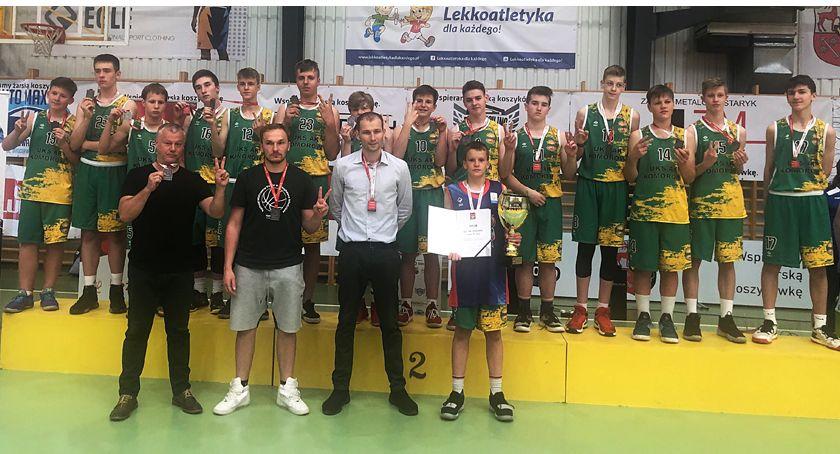 koszykówka, Akademia Koszykówki Komorów wicemistrzem Polski! - zdjęcie, fotografia
