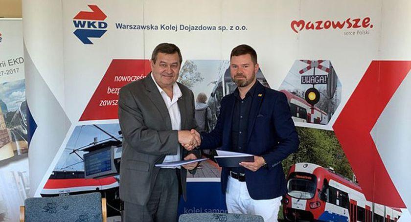 inwestycje, Pruszków podpisał umowę dzierżawę terenu stacji Pruszków - zdjęcie, fotografia