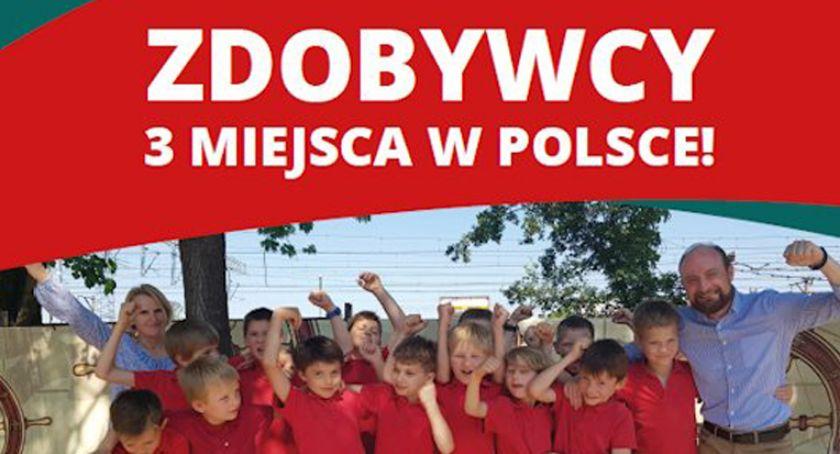 sport szkolny, Sukces uczniów pruszkowskiej szkoły - zdjęcie, fotografia