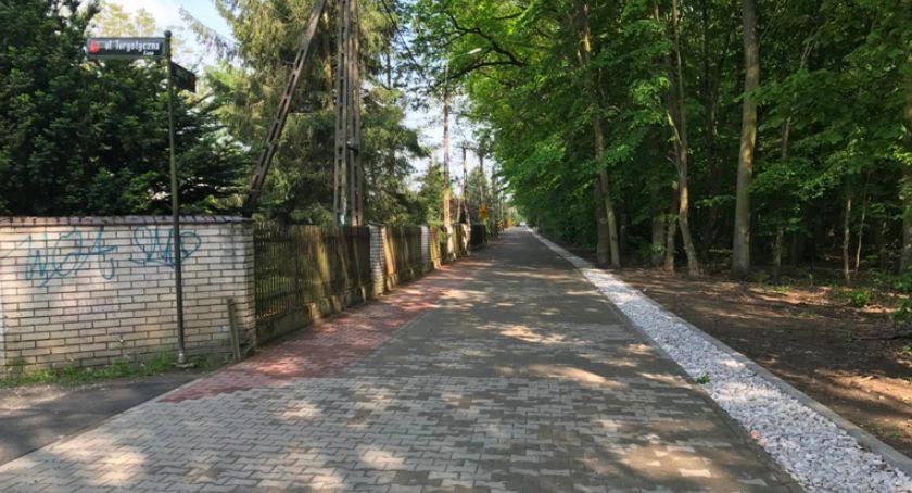 inwestycje, Zakończone inwestycje drogowe gminie Brwinów - zdjęcie, fotografia