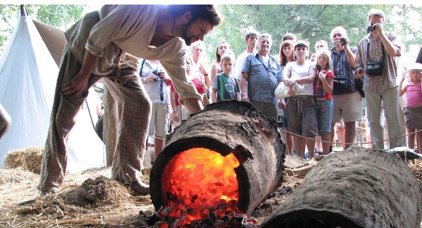 historia, Piknik archeologiczny pruszkowskim - zdjęcie, fotografia