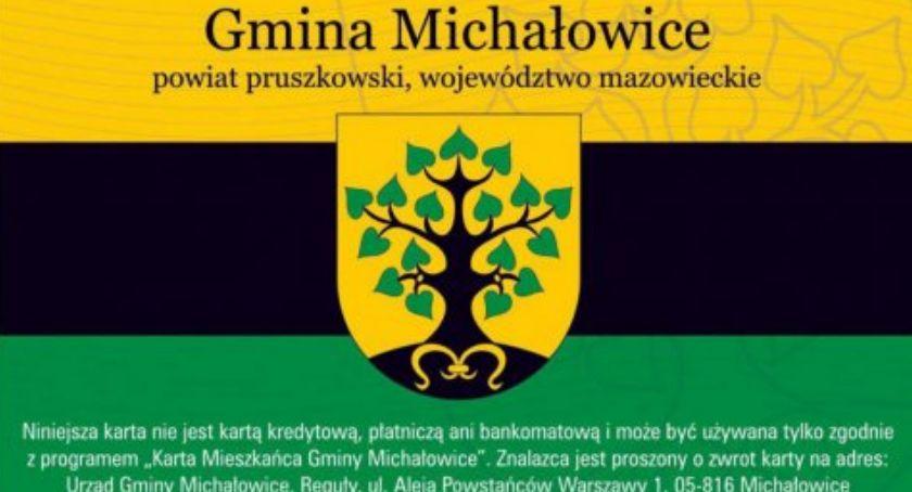 inwestycje, możliwości Kartą Mieszkańca Gminy Michałowice - zdjęcie, fotografia
