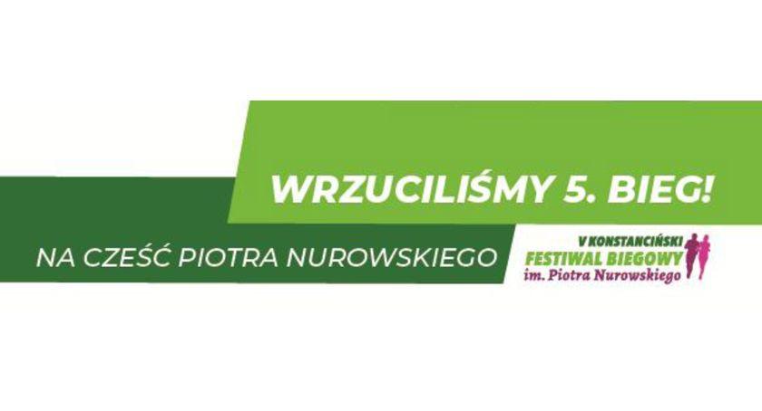 biegi, Festiwal Biegowy Piotra Nurowskiego - zdjęcie, fotografia