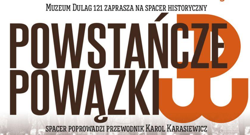 historia, Powstańcze Powązki spacer historyczny - zdjęcie, fotografia