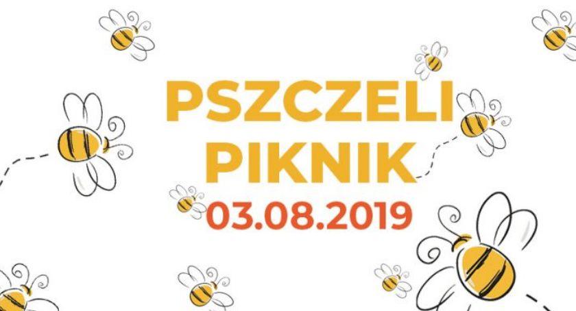 rozrywka, Piknik pszczeli Pruszkowie - zdjęcie, fotografia