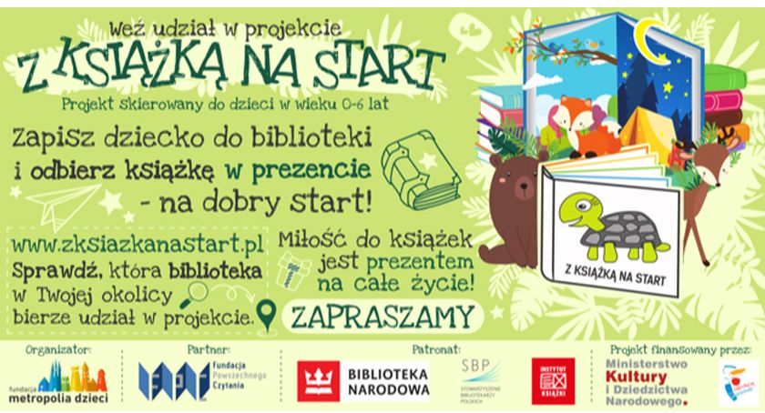 publicystyka, książką start Książnicą Pruszkowską - zdjęcie, fotografia