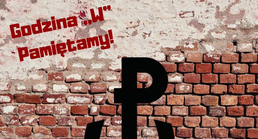 święta kościelne i państwowe , rocznica wybuchu Powstania Warszawskiego Powiecie Pruszkowskim - zdjęcie, fotografia