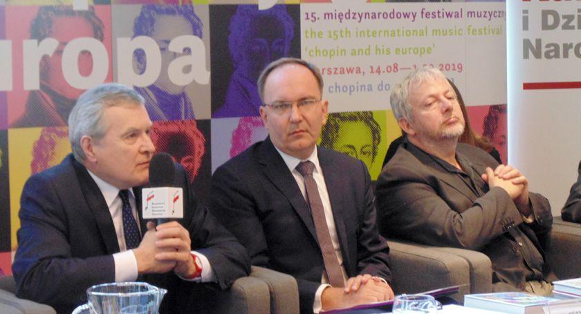"""koncerty, startuje """"CHOPIN EUROPA"""" - zdjęcie, fotografia"""