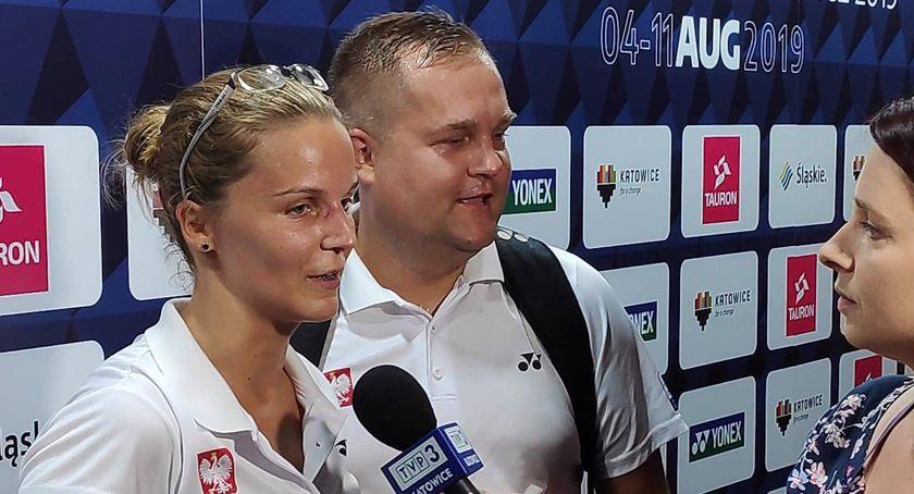 tenis stołowy , Mistrzostwa Świata Badmintonie pierwszy Polsce - zdjęcie, fotografia