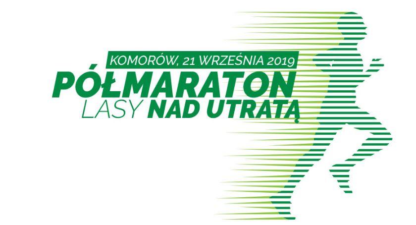 biegi, Półmaraton gminie Michałowice UTRATĄ - zdjęcie, fotografia