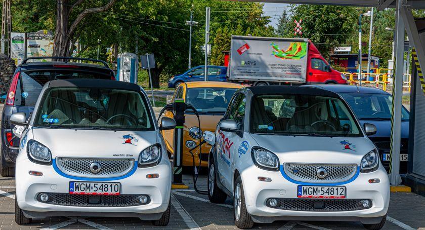 komunikacja, elektryczne gminie Michałowice! - zdjęcie, fotografia