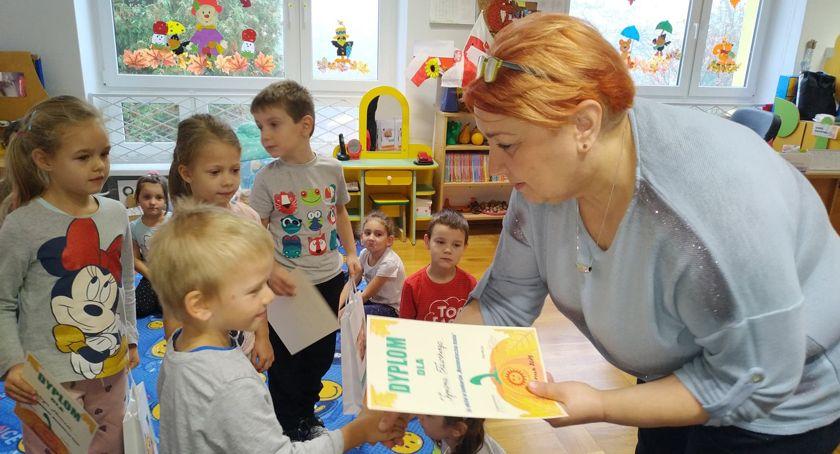 edukacja, Słoneczne Przedszkole Brwinowa wpadło ciekawy pomysł - zdjęcie, fotografia