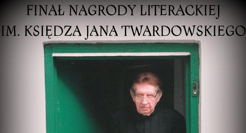 konkursy plebiscyty, Finał Nagrody Literackiej księdza Twardowskiego - zdjęcie, fotografia