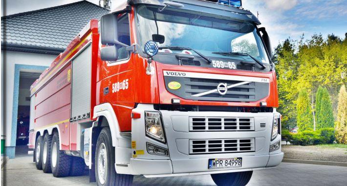 pożary straży pożarnej, Uroczystości Wieś - zdjęcie, fotografia