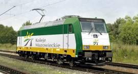 Przypominay o zmianie rozkładu jazdy pociągów Kolei Mazowieckich