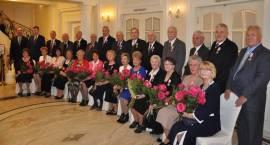 Świętowali ponad 50 lat razem w gminie Brwinów