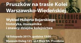 """""""Pruszków na trasie Kolei Warszawsko-Wiedeńskiej"""""""