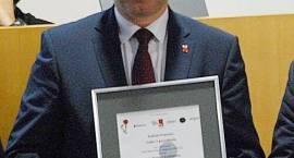 """Burmistrza gminy Brwinów Arkadiusza Kosińskiego - """"Lider z powołania"""""""