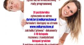 Rekrutacja do Młodzieżowej Rady Programowej z terenu powiatu pruszkowskiego