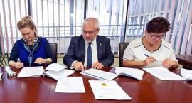 Umowa na budowę ścieżek rowerowych podpisana