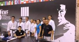 Złote kumite Polaków w Pucharze Świata KWF na Malcie!