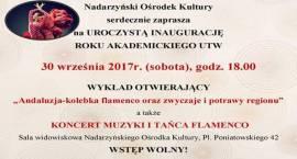 Uroczysta inauguracja roku akademickiego wnadarzyńskim UTW