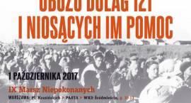 Marsz Pamięci Więźniów Obozu Dulag 121 i Niosących Im Pomoc