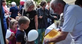 Mieszkańcy ulic Pszczelińskiej świętują