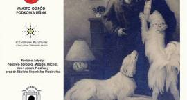 Jan Skotnicki - wystawa poświęcona twórczości malarza w Ckio Podkowa Leśna