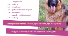 """""""Gwiazdy zwierzętom"""" w Milanówku już 10 września - Zapraszamy"""