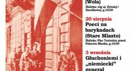 Niedzielne wyprawy po powstańczej Warszawie z Muzeum Dulag 121