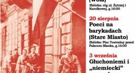 "13.08 – spacer: Wola: ""Zośka"" i ""Magda-Pudel"""
