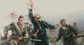 """Wystawa """"Sąd Boży 1920. Wojna polsko – bolszewicka"""""""