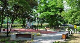 Bezpieczne place zabaw w gminie Brwinów