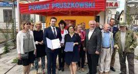 Niebawem Aleja Marii Dąbrowskiej w Komorowie zmieni swoje oblicze | Powiat Pruszkowski