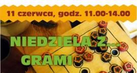 """Weekendowe Spotkanie Rodzinne pt.: """"Niedziela… z grami"""" w MSHM"""