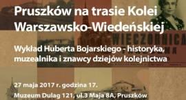 Pruszków na trasie Kolei Warszawsko-Wiedeńskiej