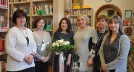 Spotkanie z okazji Dnia Bibliotekarza i Bibliotek w Brwinowie