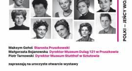 """Wystawa """"Kobiety Pistolety"""" w Muzeum Dulag 121 w Pruszkowie"""