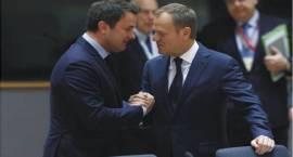 Koniec szczytu UE z mocnym akcentem